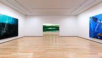 Art Museum Gallery Interior 1b