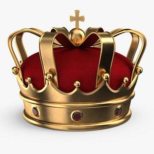 crown pbr 3D model