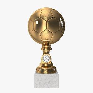 award cup model