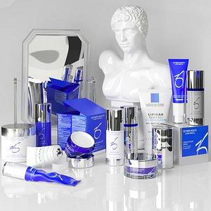 3D cosmetics brand