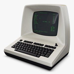 Personal Computer v 4 3D model