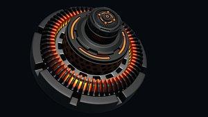 3D clutch fi sci