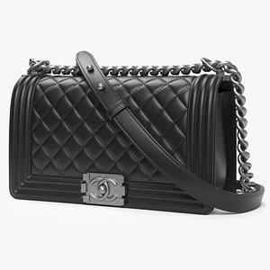 3D boy handbag