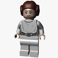 Lego Princess Leia Organa