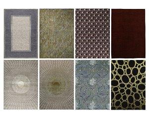 Carpet The Rug Company vol 43 3D model