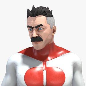Omni Man Invensible model