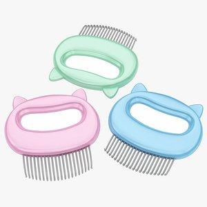 3D Pet Comb