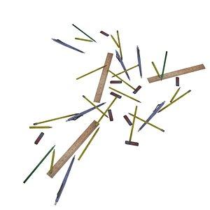 Tools in Holder 03 model
