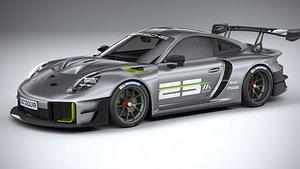 Porsche 911 GT2RS Clubsport 25 2022 3D model