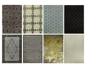 3D Carpet The Rug Company vol 42 model