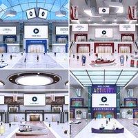 E-Congress Center Lobby Collection