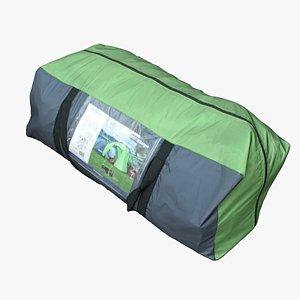 3D Bag Tent 32 model