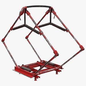 3D Pantograph model