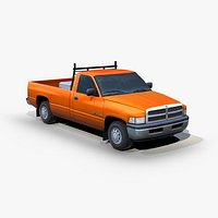 Dodge Ram 1500 pickup truck