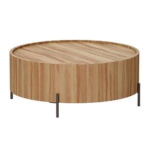 coffee table drum luke model