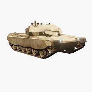 ee-t2 osorio 3D model