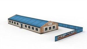 Store - Warehouse 3D model
