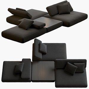 sofa agio paola model