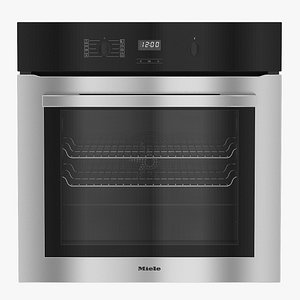 Built-in oven H2760BP by MIELE 3D model