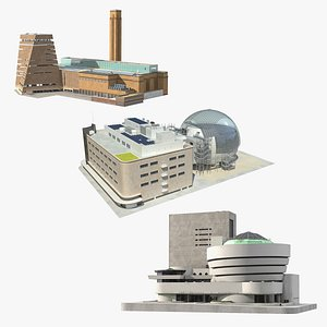 Museums Collection model