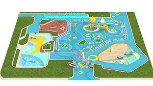 Amusement Park model