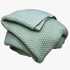 blanket clothes model