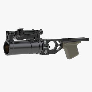 3D GP-25 Grenade Launcher