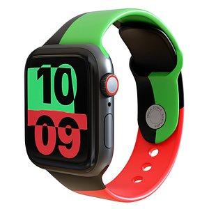 3D apple watch series