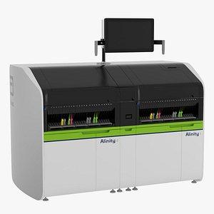 Abbott Alinity ci Clinical Chemistry Immunoassay System 3D model