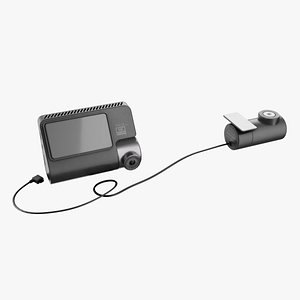 car dash cam 3D model