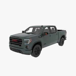 2021 GMC Sierra 1500 model