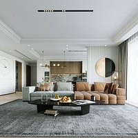 Modern Style Interior 01