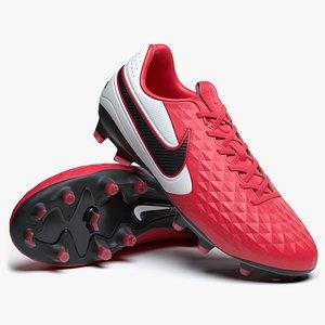 3D Nike Tiempo Legend VIII Football Boots Red
