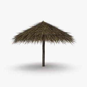 Palm Beach Umbrella 3D model