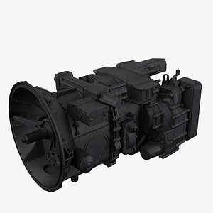 3D Gearbox GRS895R