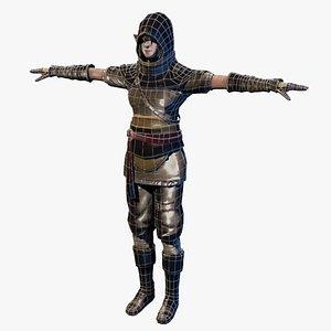 war archer assassin model