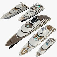 Yachts Redshift Collection