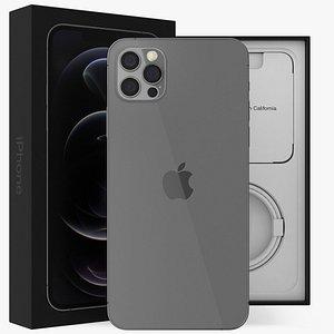iphone 12 pro unboxed 3D