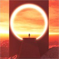 Futuristic sci-fi art The Portal