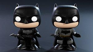 Funko Pop Batman 3D model