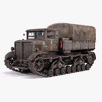 Military Truck USSR