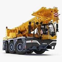 Liebherr Mobile Crane LTC 1045 3.1 Rigged