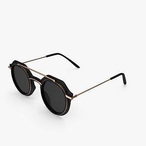 3D glasses dolce gabbana model
