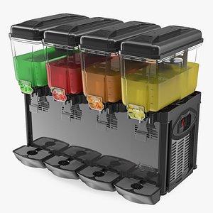cofrimell cold drink dispenser 3D model