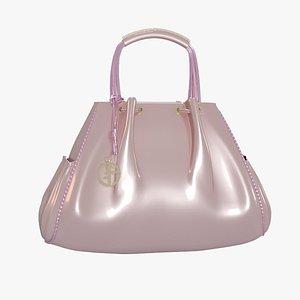 3D designer handbag