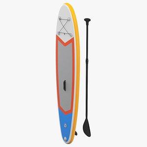 Paddle Board model