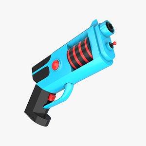 Toy Gun 13 model