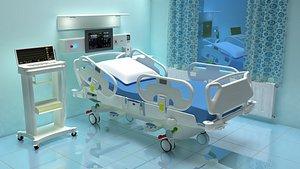 Intensive Care Unit 2 3D