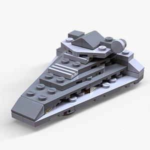 lego star fi 3D