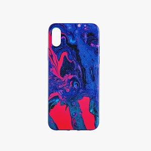 iPhone XS Case 3 3D model